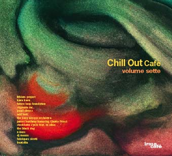 Chill Out cafe volume sette (vinyl)