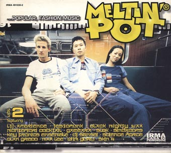 Meltin' Pot vol.2 (vinyl)