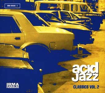 Acid Jazz Classics vol.2 (vinyl)