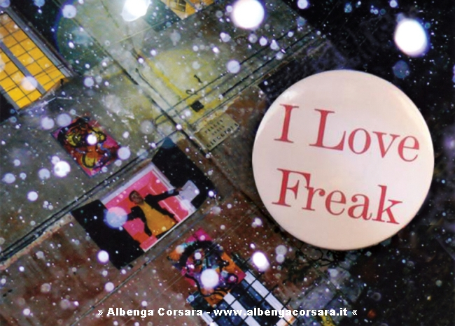 I Love Freak (45 giri)