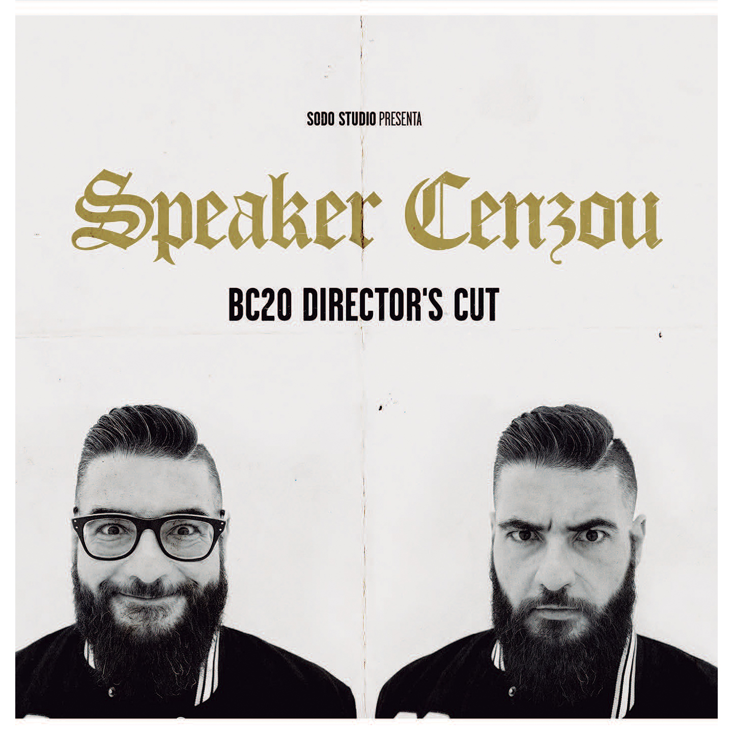 BC20 Director's Cut (vinyl white, Lmt)