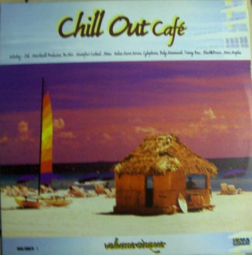 Chill Out Cafe volume cinque (vinyl)