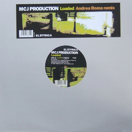 "Loaded - Andrea Roma remix (12"")"