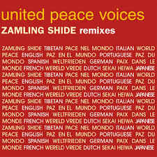 "Zamling Shide (World Peace) (12"")"