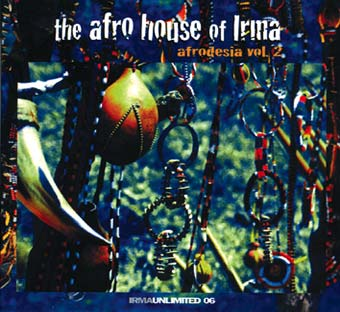 Afrodesia vol.2 (vinyl) ( No Mint Cover )