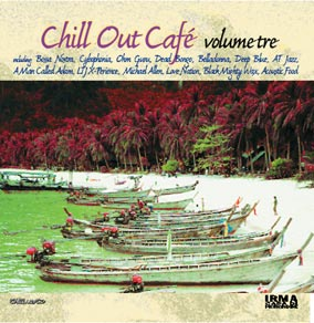Chill Out Cafe volume tre (vinyl)
