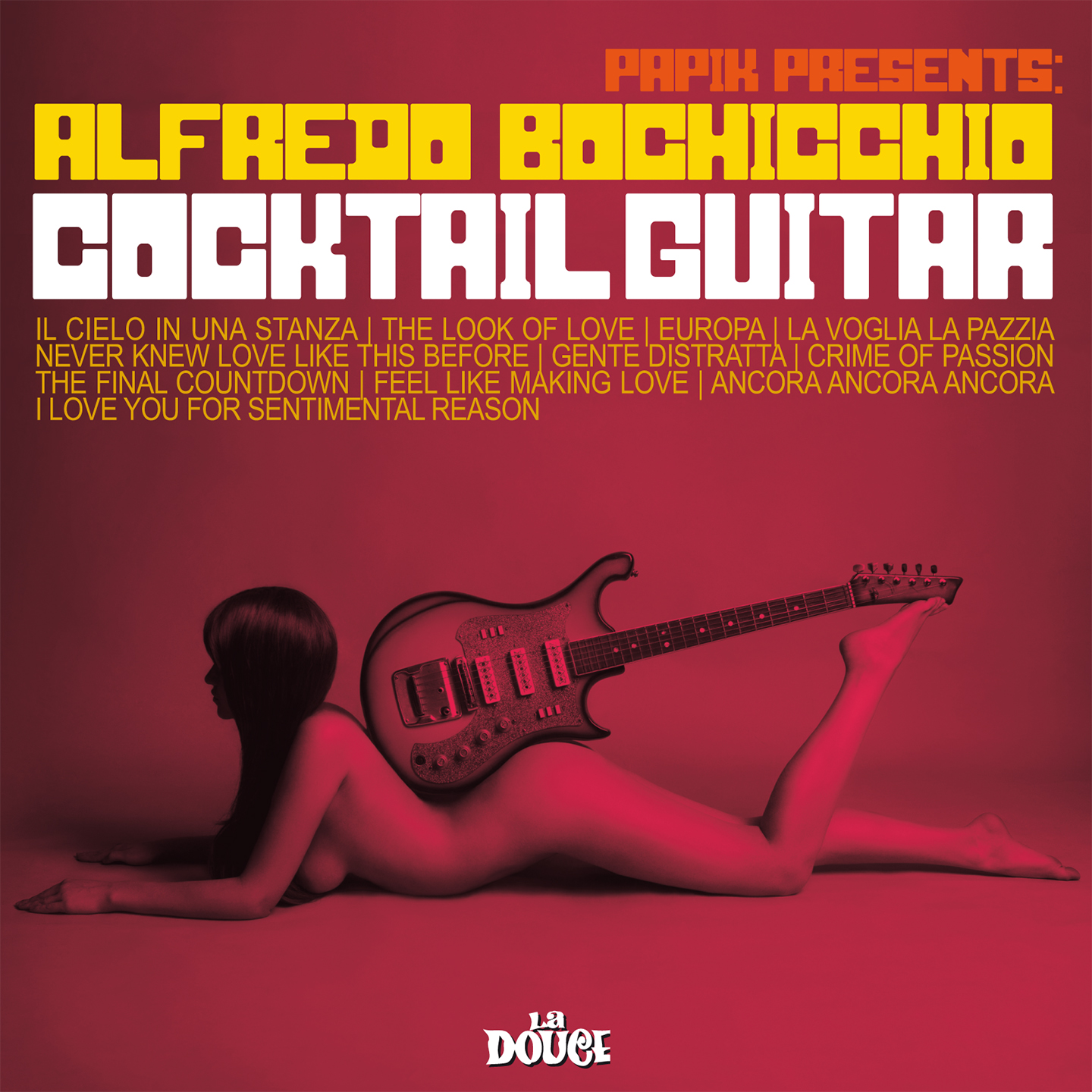 "Alfredo Bochicchio ""Cocktail Guitar"""
