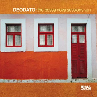 The Bossa Nova Sessions vol.1 (vinyl)