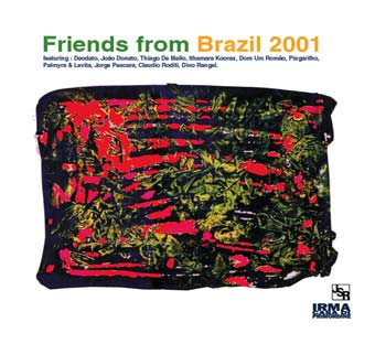 Friends from Brazil 2001 (vinyl)