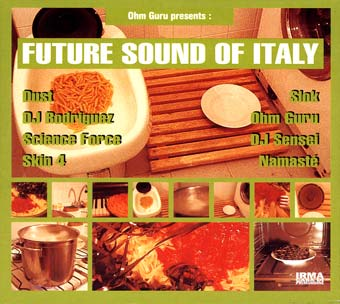 Future Sound of Italy (vinyl)