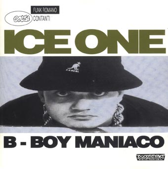 B-Boy Maniaco (White Vinyl 180g)(Limited Edition)