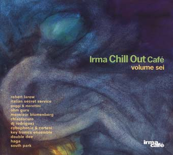 Chill Out cafe volume sei