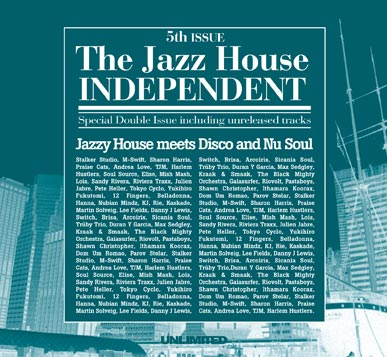 The Jazz House Independent 5th Issue