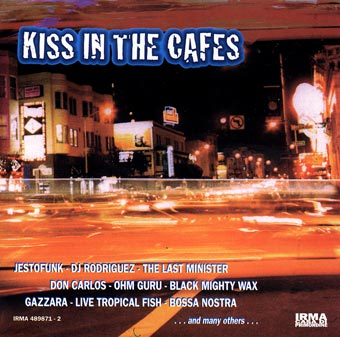 Kiss in the Cafes