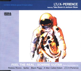 Feel the real + Sombre guitar (single)