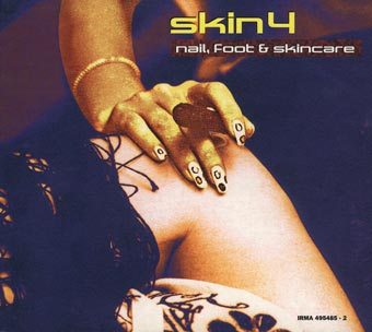 Nail, foot & skincare (vinyl)(No Mint Cover)