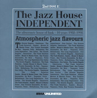 The Jazz House Independent 2nd issue (vinyl)